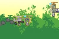 Bad Piggies Air Strike