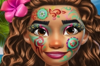Vaiana Make-up